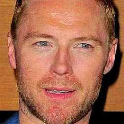 Net Worth of Ronan Keating