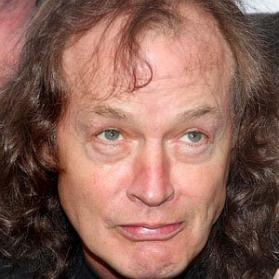 Net Worth of Angus Young